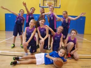 Poznańskie Igrzyska Młodzieży Szkolnej w koszykówce