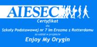Certyfikat AIESEC