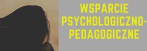 Wsparcie psychologiczno-pedagogiczne - link.