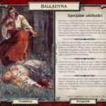 Balladyna- karty mocy