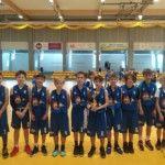 Turniej koszykówki chłopców w Sierakowie