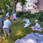 Piknik w klasie 1b