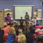 Innowacja - zajęcia w bibliotece